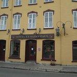 Hotel Le Saint-Paul Photo