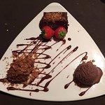Le trio au chocolat