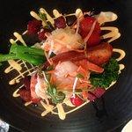 Tasmanian Salmon - yum!