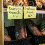 You can purchase their wonderful breads to take home too.