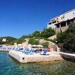 HotelBozica beach