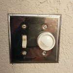 Filthy nonworking light switches