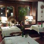 Restaurant Holzöfele, Gaststube