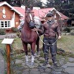 Entrada a la intendencia del Parque Nacional los Glaciares