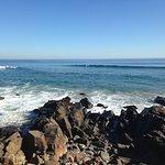 Rocky Coast, Good Waves