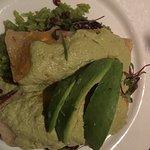 Chicken Enchiladas --- incredibly delicious