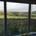 These are views from inside the cottage and from nearby looking towards the farm. All fantastic!