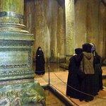 Photo de Citerne Basilique (Yerebatan Sarnıcı)