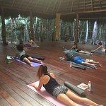 yoga palapa