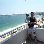 Increible vista de un Acapulco que renace majestuosamente.