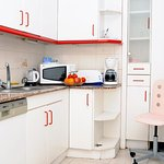 Executive shared kitchen