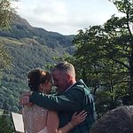 Wonderful wedding day of our dreams