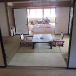 Our rooms - the Kyorai suite