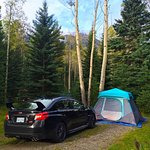 Whistlers Campground Foto