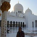 Scheich-Zayid-Moschee Foto