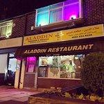 Entrance to Aladdin
