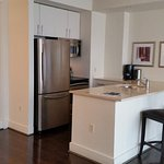 Well equipped kitchen in 1 Bedroom Apartment