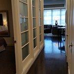 Hallway in 1 bedroom apartment