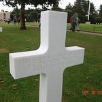 Normandy American Cemetery & Memorial (Amerikanischer Soldatenfriedhof) Foto