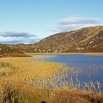 Loch a' Choire - midpoint of path to Ben Vrackie.