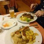 Alpengasthof Hochlenzer Restaurant Foto