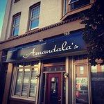 Amandala's Restaurant, 375 Water Street, just north of Simcoe
