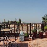 Top terrace view