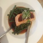 The Teriyaki Salmon with Green Beans