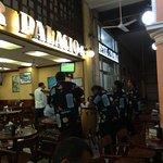 Fachada del Restaurante Bar Palacio