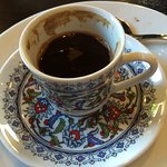 Try a Turkish coffee