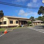 Kilauea Volcano Military Camp-bild