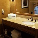 Nice size sink