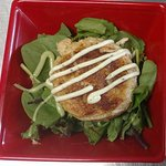 Come and try the Best Crab cake in Orlando...