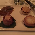 Delicious Scallop appetizer