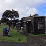 Kilauea Volcano Military Camp Photo