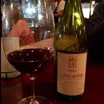 Our gorgeous Cote Rotie, Rostaing 2004 !
