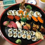 Our selection of Nigri Sushi & rolls