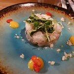 Fish tatar