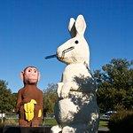 Apan och kaninen