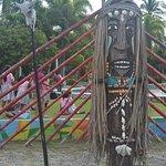 Lapu Lapu Statue Foto
