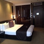 Room 516 and Dish restaurant
