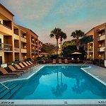 Courtyard Jacksonville Mayo Clinic/Beaches Foto