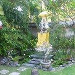 Jardin de la villa Santaï