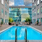 Courtyard Charlotte City Center Foto