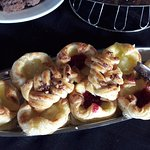 Melt in your mouth pastries