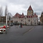 Le Chateau d'Ouchy Foto