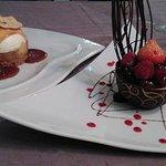 jolis et bons desserts