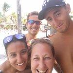 The Trapeze Crew Kana, Alex, & Luis with IreneSellsHouses