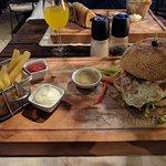 Fab burger!