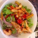 Grilled Chicken salad - Tastey as